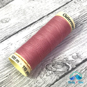 Gutermann Sew-All Thread #473 (Dusty Pink) 100M / 100% Polyester Sewing