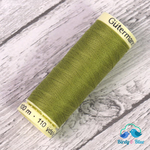 Gutermann Sew-All Thread #582 (Light Olive) 100M / 100% Polyester Sewing