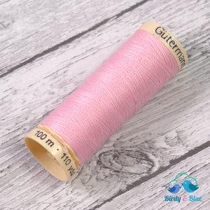 Gutermann Sew-All Thread #659 (Baby Pink) 100M / 100% Polyester Sewing