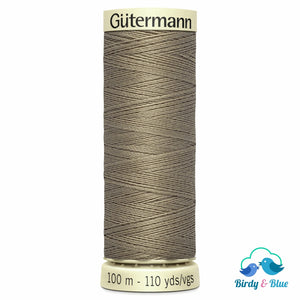 Gutermann Sew-All Thread #724 (Peanut) 100M / 100% Polyester Sewing