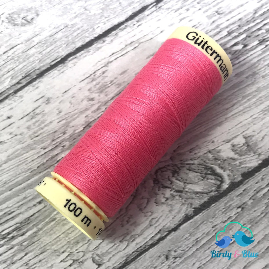 Gutermann Sew-All Thread #728 (Hot Pink) 100M / 100% Polyester Sewing