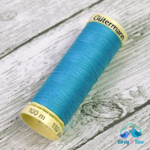 Gutermann Sew-All Thread #736 (Turquoise) 100M / 100% Polyester Sewing