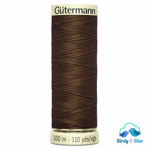 Gutermann Sew-All Thread #767 (Pecan) 100M / 100% Polyester Sewing