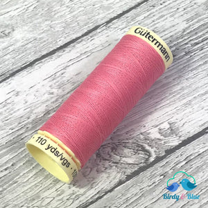 Gutermann Sew-All Thread #889 (Mid Pink) 100M / 100% Polyester Sewing
