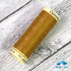 Gutermann Sew-All Thread #968 (Gold) 100M / 100% Polyester Sewing