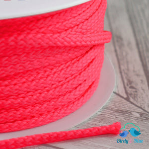 Polyester Cord Pink 6Mm (Per Metre)