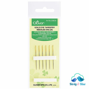 Tapestry Needles (Pack Of 6) Size 24