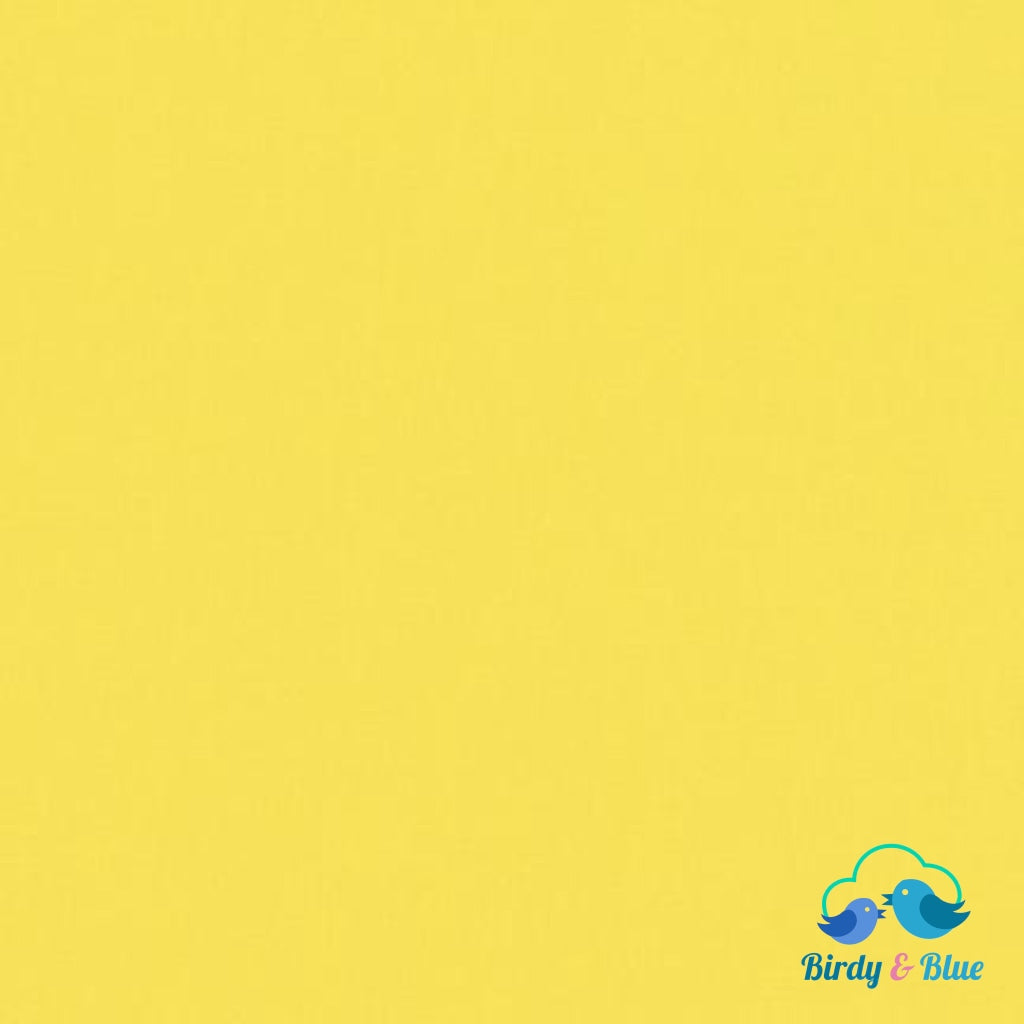 Yellow (Spectrum Collection) Premium Cotton Fabric