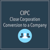 CIPC - Close Corporation Conversion to a Company