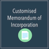 Customised Memorandum of Incorporation