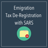 Emigration: Tax-Deregistration with SARS
