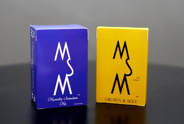 """Mentally Stimulate Me"" - 3rd Edition Box Set (Marital Topics)"