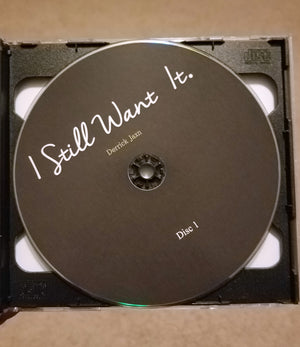 """I Still Want It"" Audio Book"