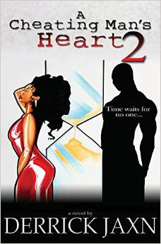 'A Cheating Man's Heart 2' Fiction Novel