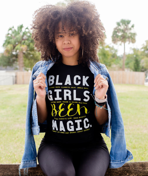 "**NEW** ""BEEN Magic"" WOMEN'S Tee"