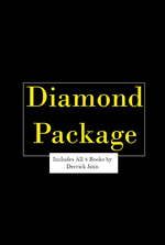 DIAMOND PACKAGE (8 Books)- SIGNED COPIES (50 IN STOCK)