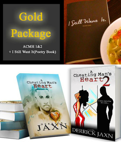 GOLD Package (I Still Want It, ACMH 1, & ACMH 2)