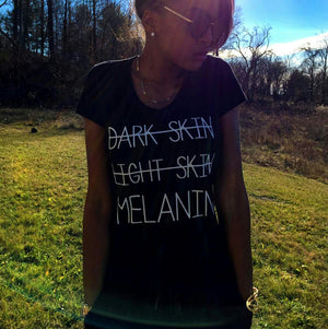 All Melanin Tee