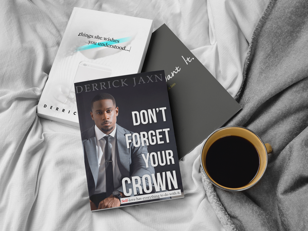 Holiday Book Bundle: Don't Forget Your Crown, Things She Wishes You Understood, & I Still Want It