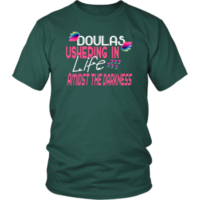 Ushering In Life - Doulas T-Shirts