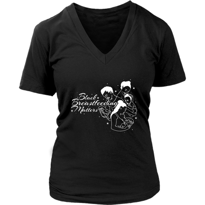 Black Breastfeeding Matters Tees