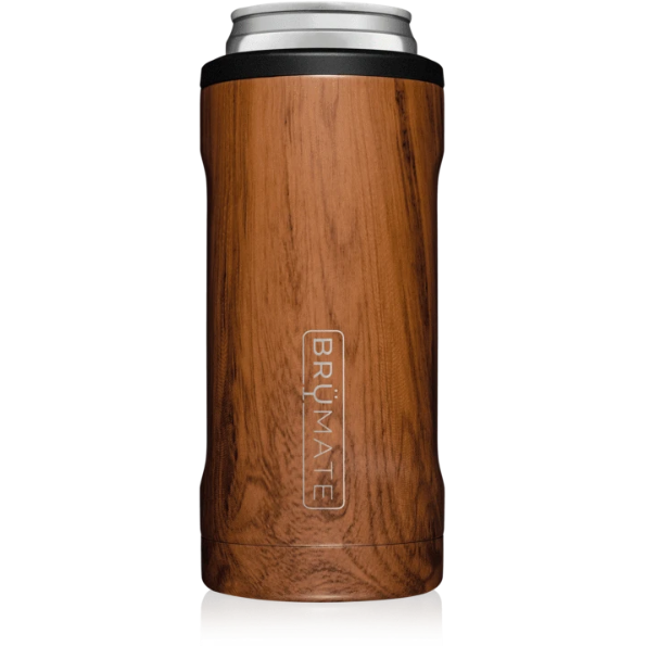 Brumate Hopsulator Slim - Walnut