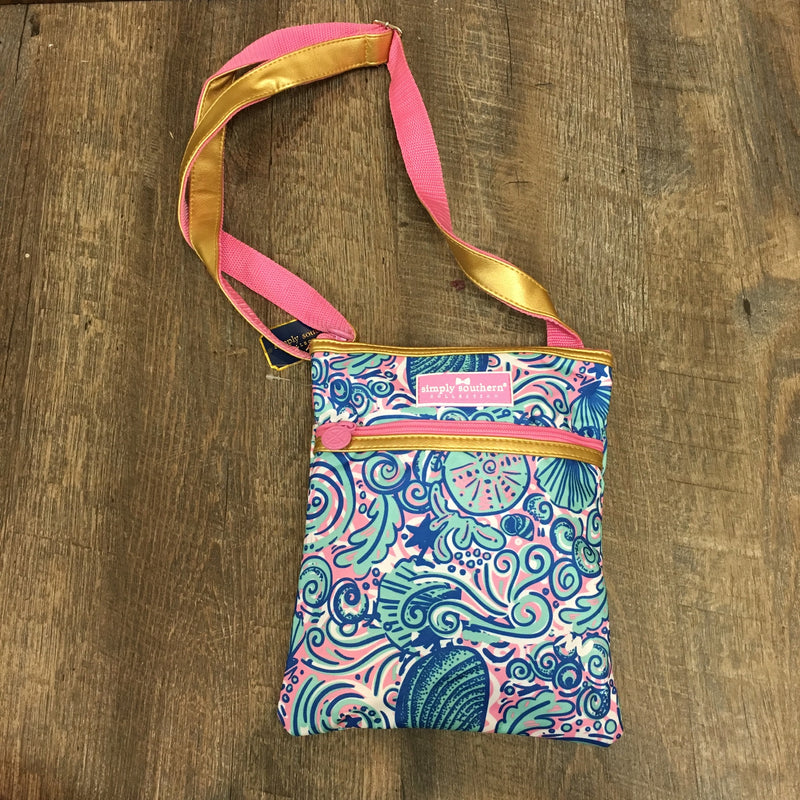 Swirly Simply Southern Crossbody Bag ($6 to monogram)