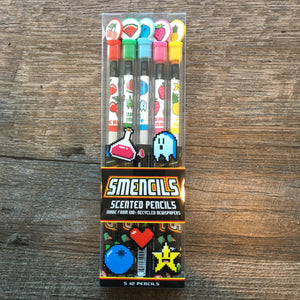 Gamer Smencils Set of 5