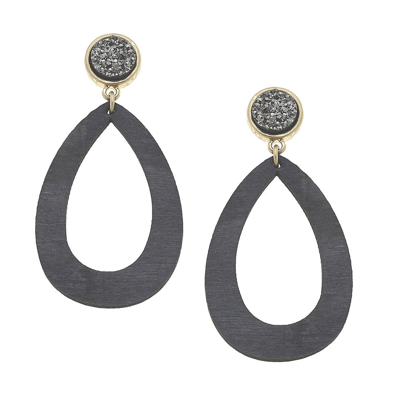 Madison Teardrop Earrings