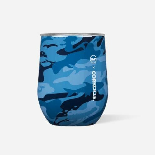 Stemless Corkcicle - Vines Camo
