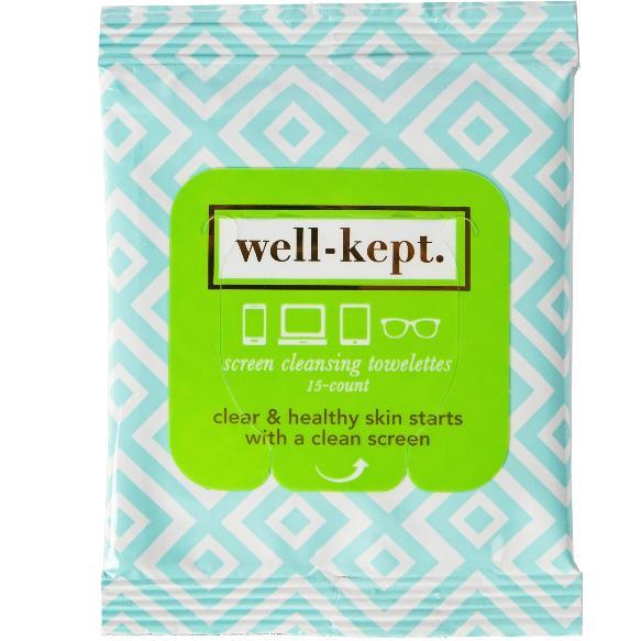 Screen Cleansing Wipes