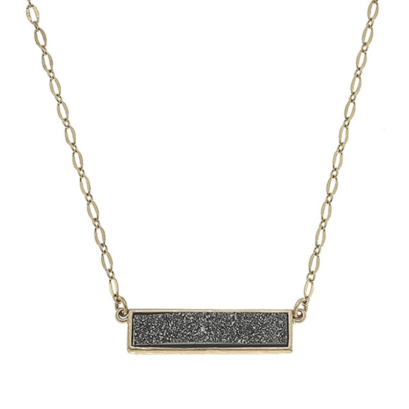 Luna Bar Necklace