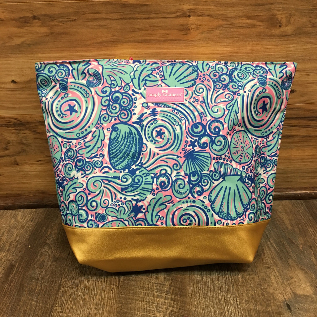 Swirly Simply Southern Tote ($6 to Monogram)