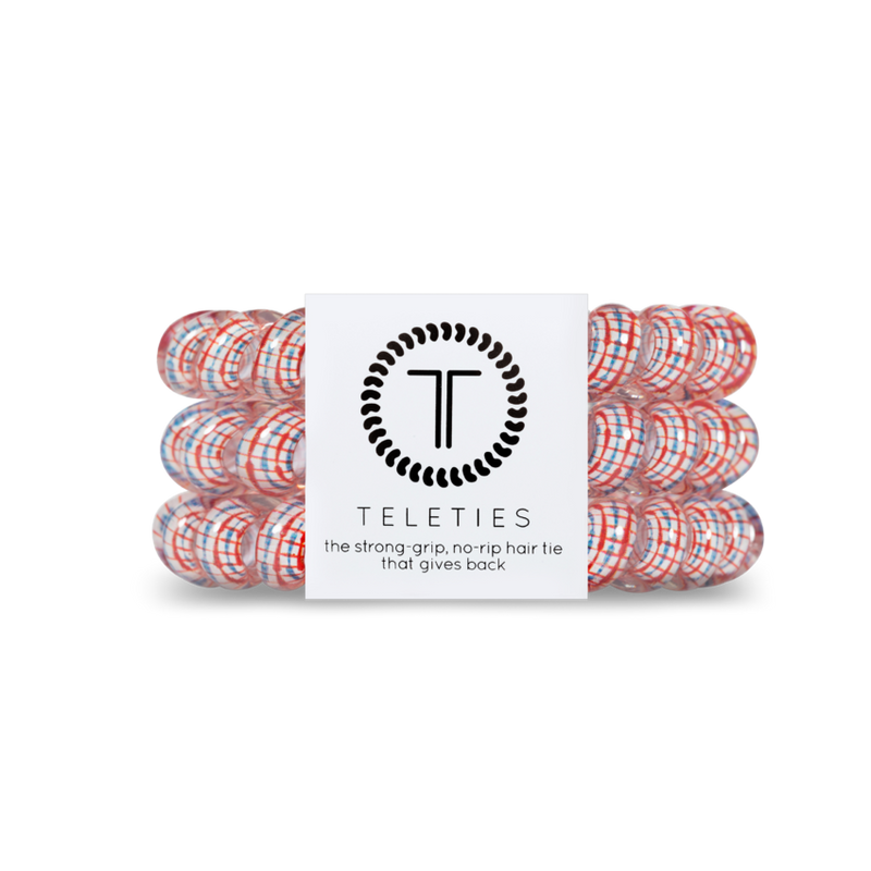 Teleties - Large Hair  Ties - Liber-tea