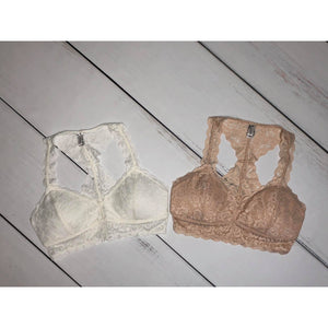 The Lacey Bralette