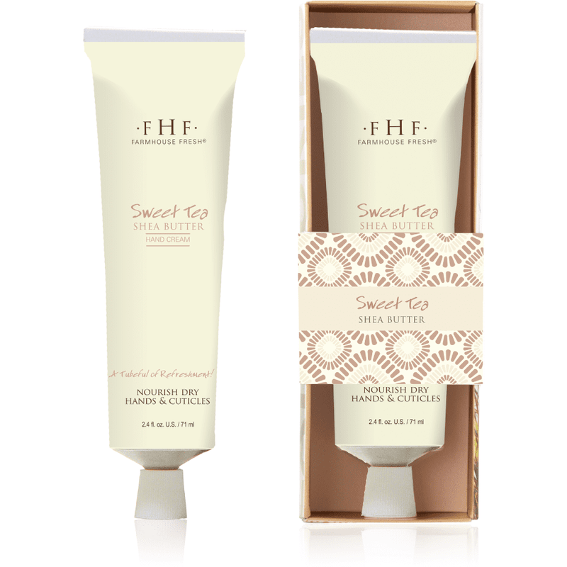 Sweet Tea Shea Butter Hand Cream