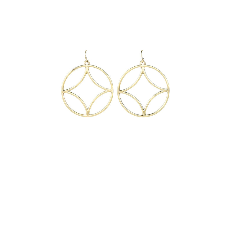 Capri Gold Earrings