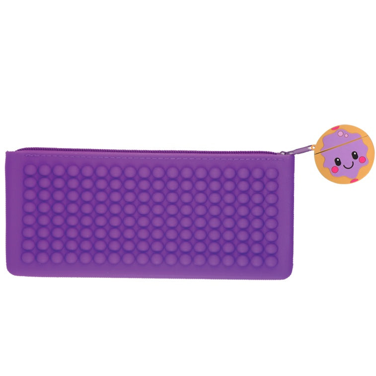 Jelly Donut Smencil Buddies Pencil Pouch