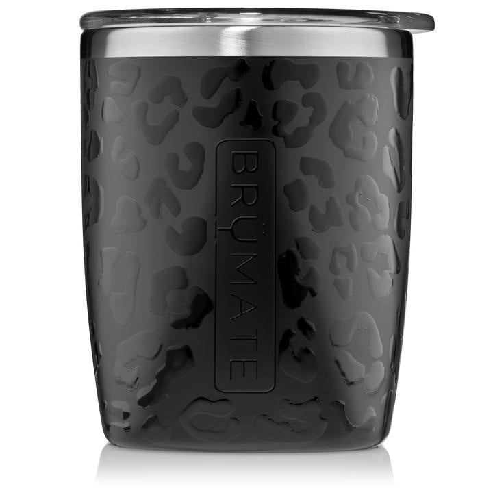 Brumate Rocks Glass - Onyx Leopard