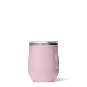 Stemless Corkcicle - Rose Quartz