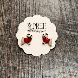 Holiday Stud Earrings