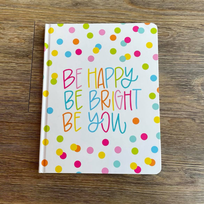 Bound Journal - Be Happy