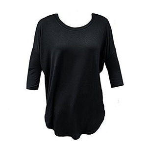 Black Slouch Tunic