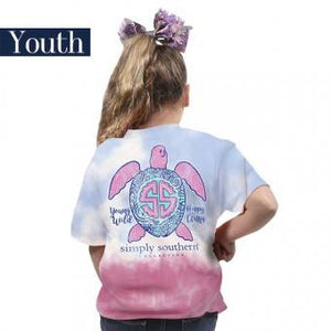 Youth Preppy Young (Icepop) Simply Southern Tee