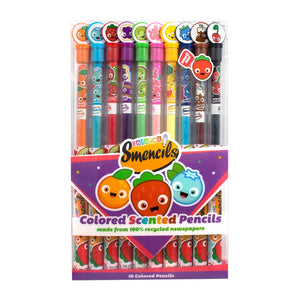 Colored Smencil Set of 10