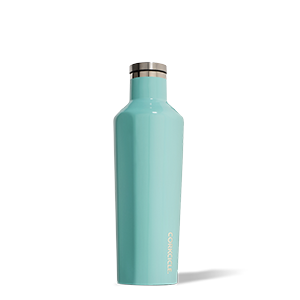 16 oz Corkcicle Canteen - Turquoise