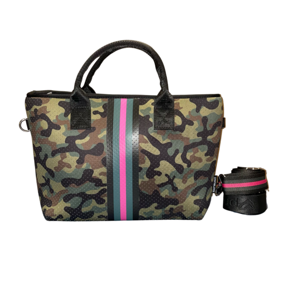 preneLOVE Satchel - Pink Army
