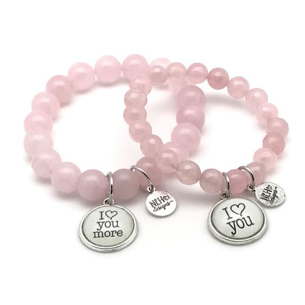 Mommy & Me Sentiments Bracelets
