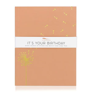 Delightful Journals - It's Your Birthday