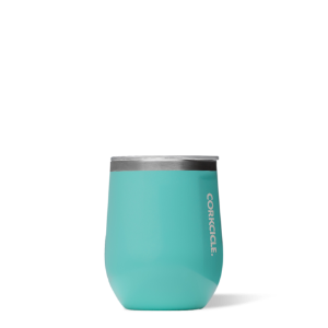 Stemless Corkcicle - Turquoise
